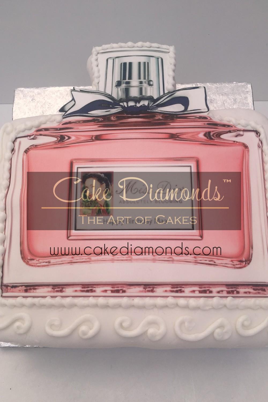 Birthday Cakes Portfolio Cake Diamonds